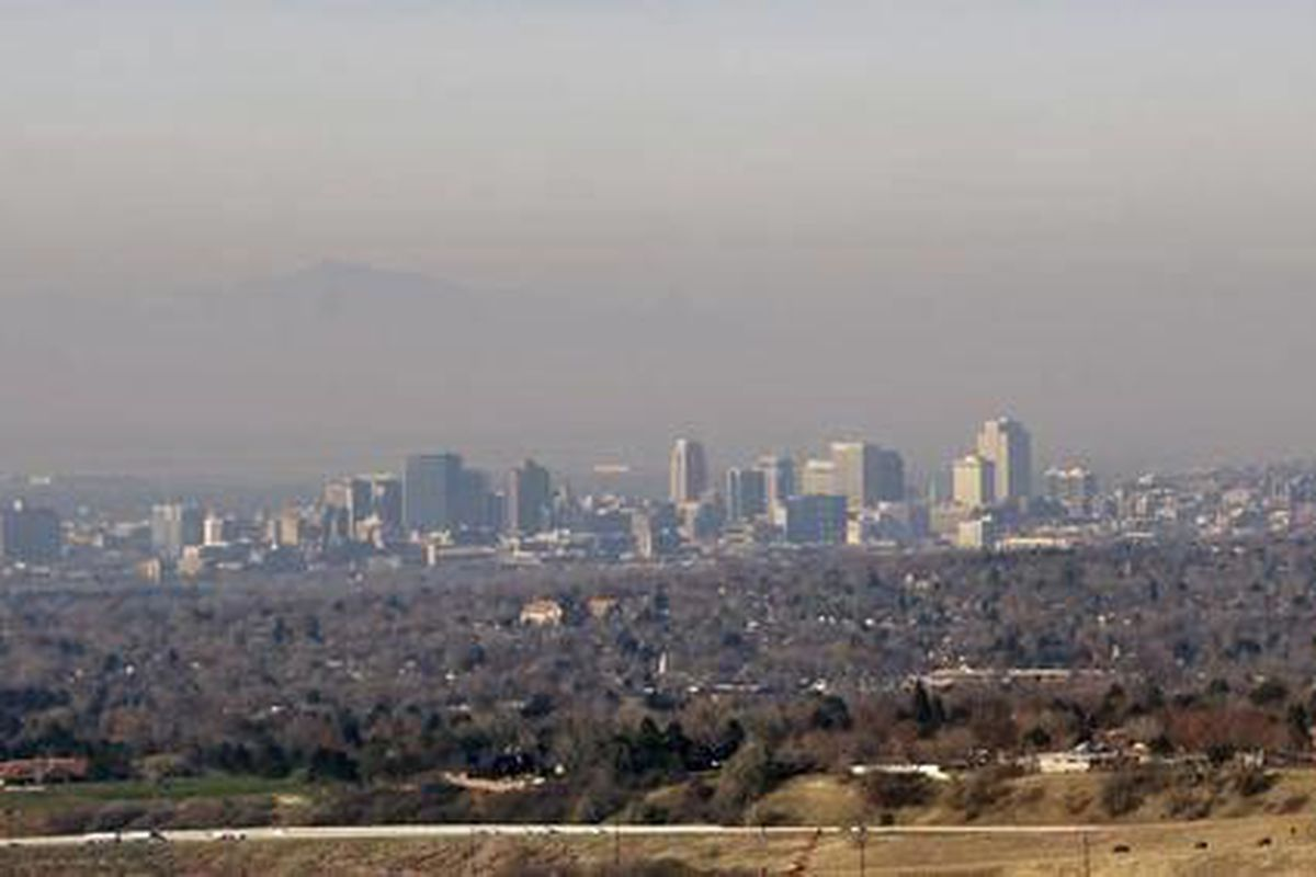 In response to our air quality dilemma, our governor created the Utah Clean Air Partnership (UCAIR) in 2012. It is UCAIR's mission to come up with solutions to our air quality problem.