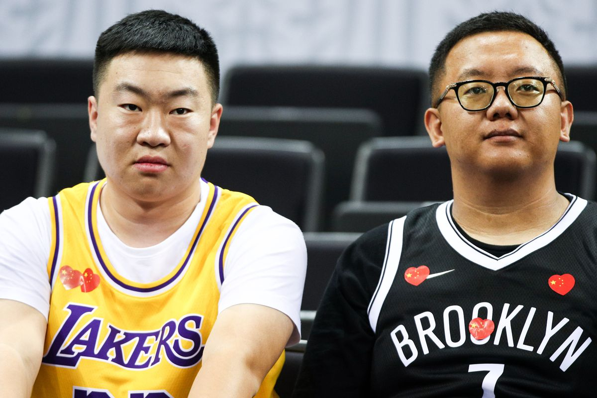 Nets sweep Lakers in Shenzhen