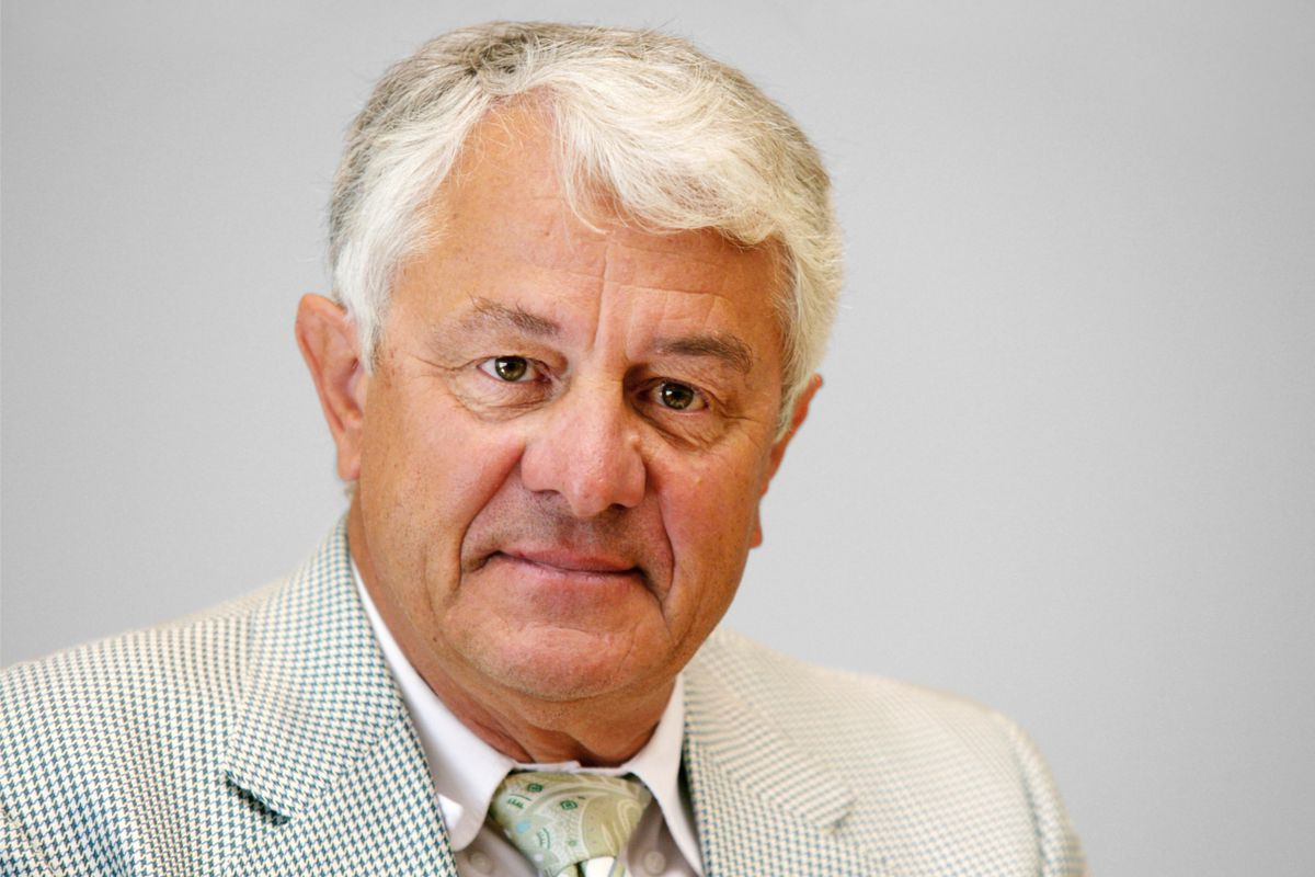 SAP Co-Founder Plattner Bets the Company With a New Database