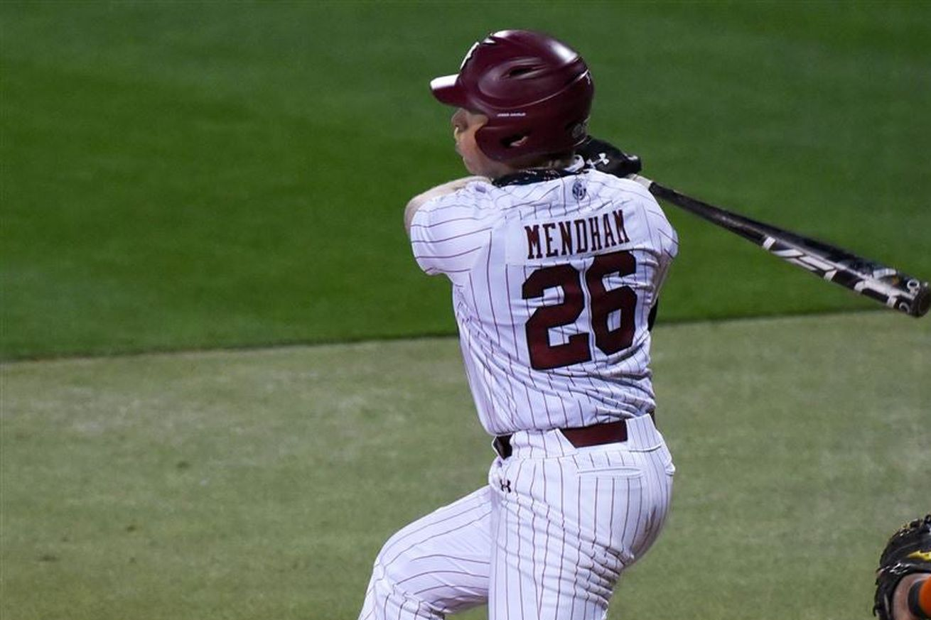 South Carolina vs. Mississippi State game 3 recap: Gamecocks rally to beat Bulldogs 4-3 in extras