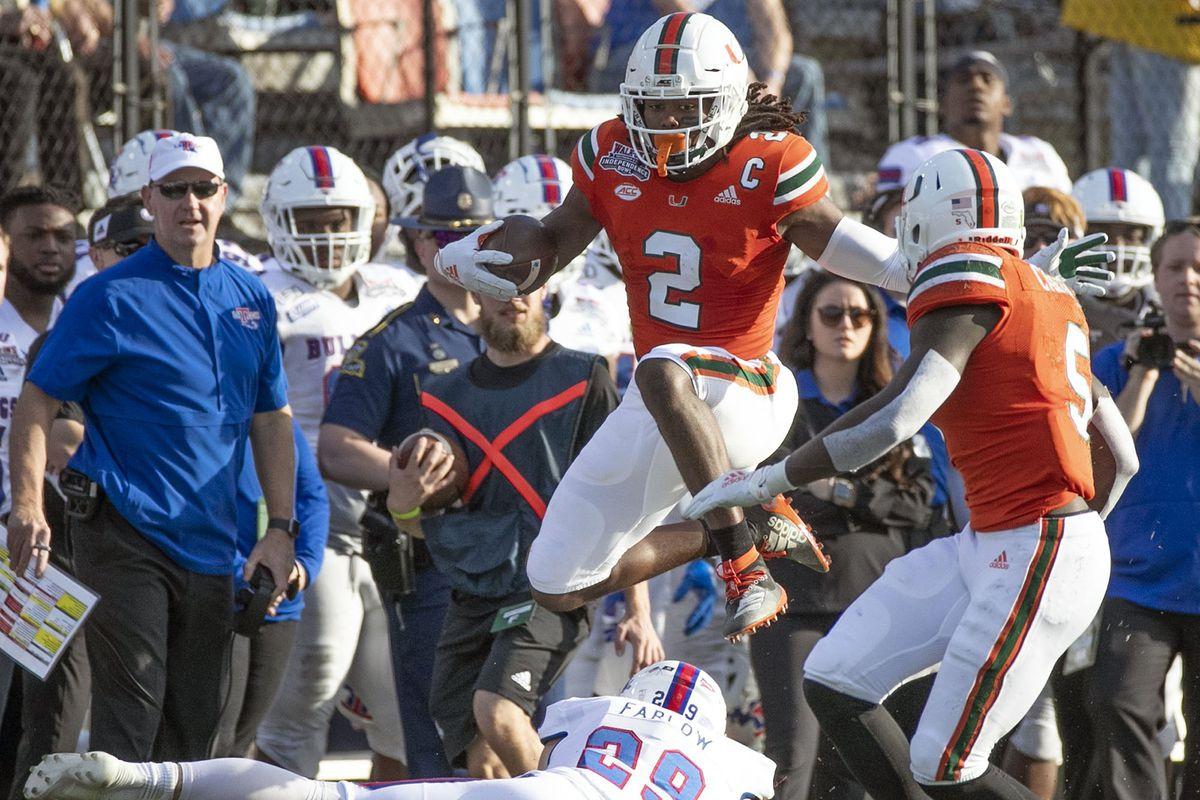 Independence Bowl: Louisiana Tech vs. Miami
