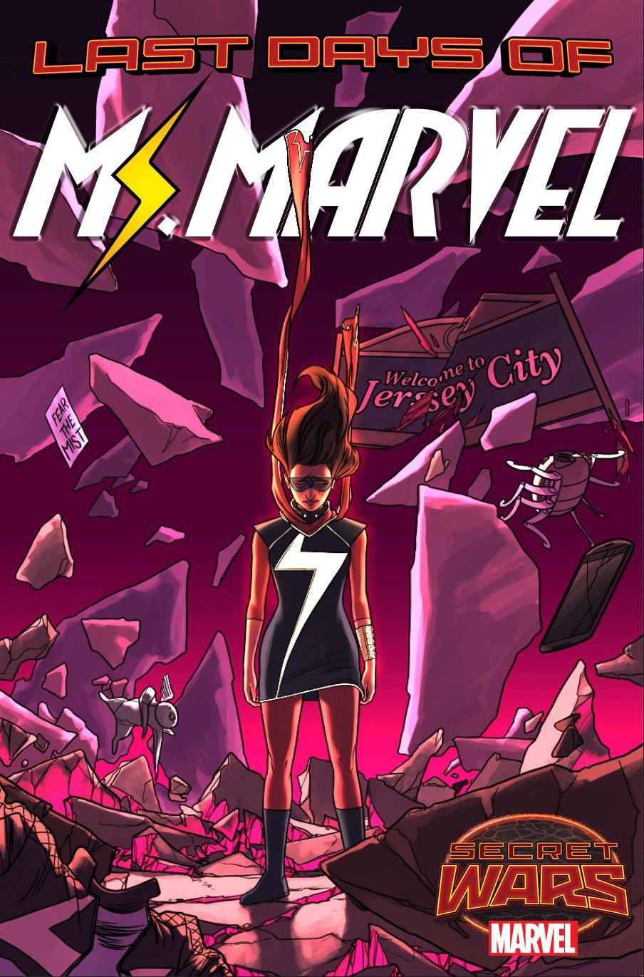Last Days of Ms. Marvel
