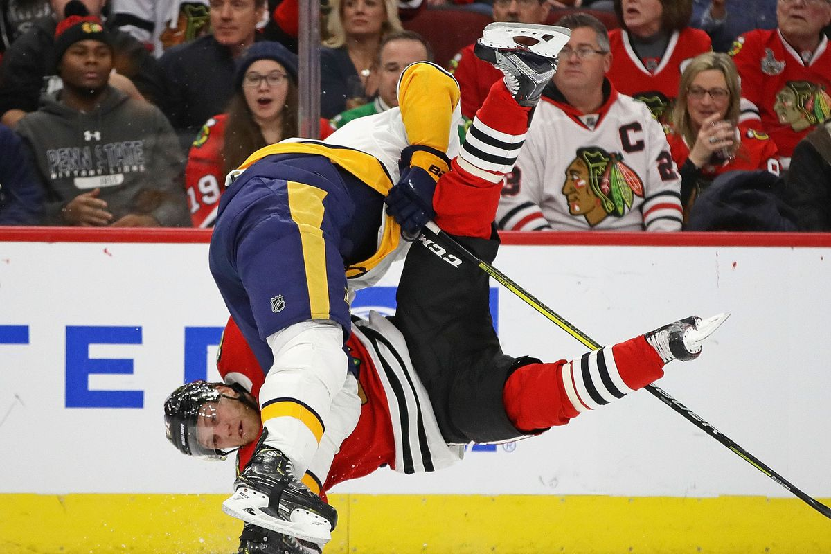 Nhl Central Division Roundup Week Fourteen On The Forecheck