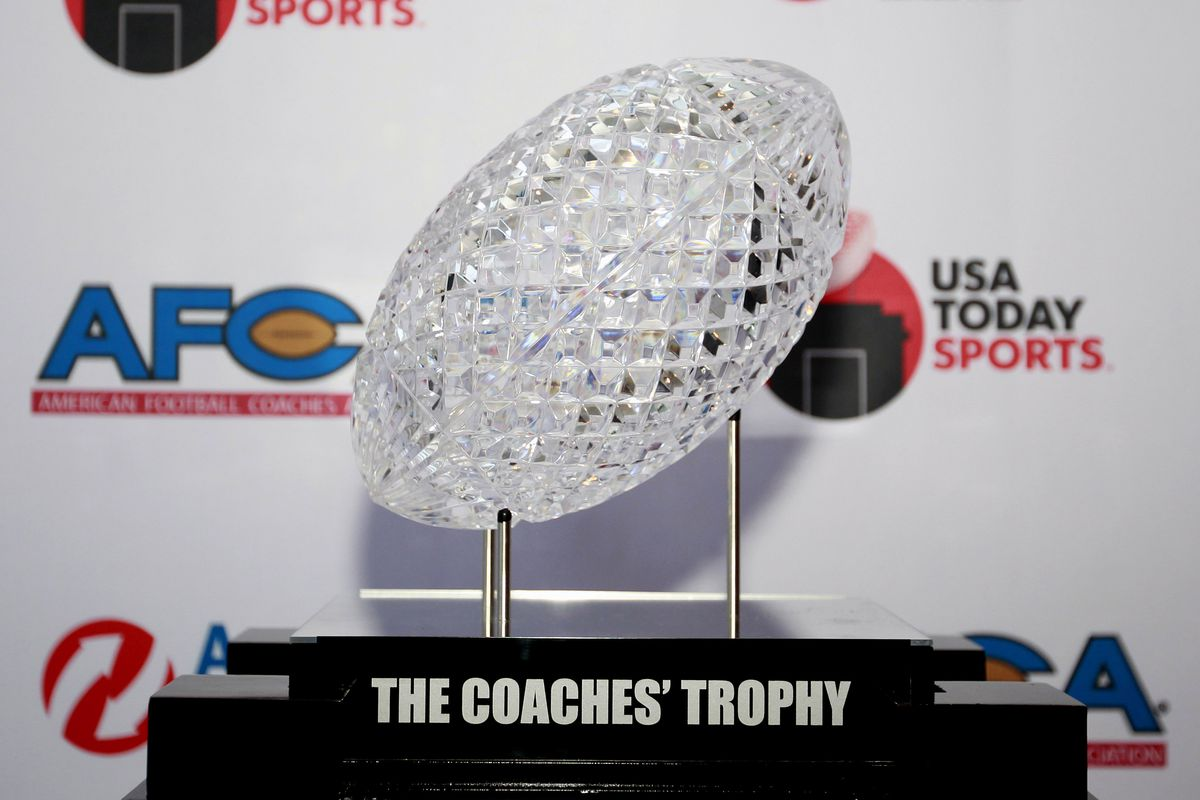 NCAA Football: Amway Coaches Poll Reveal