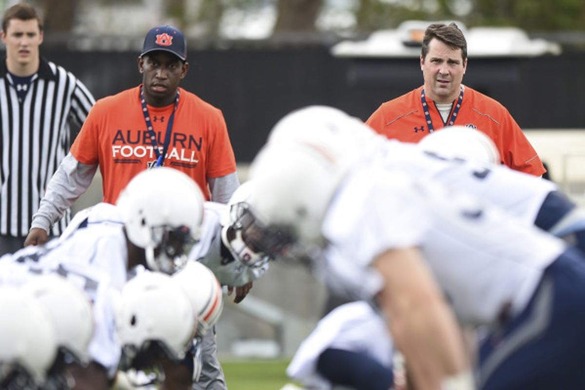 T-Rob and Coach Boom