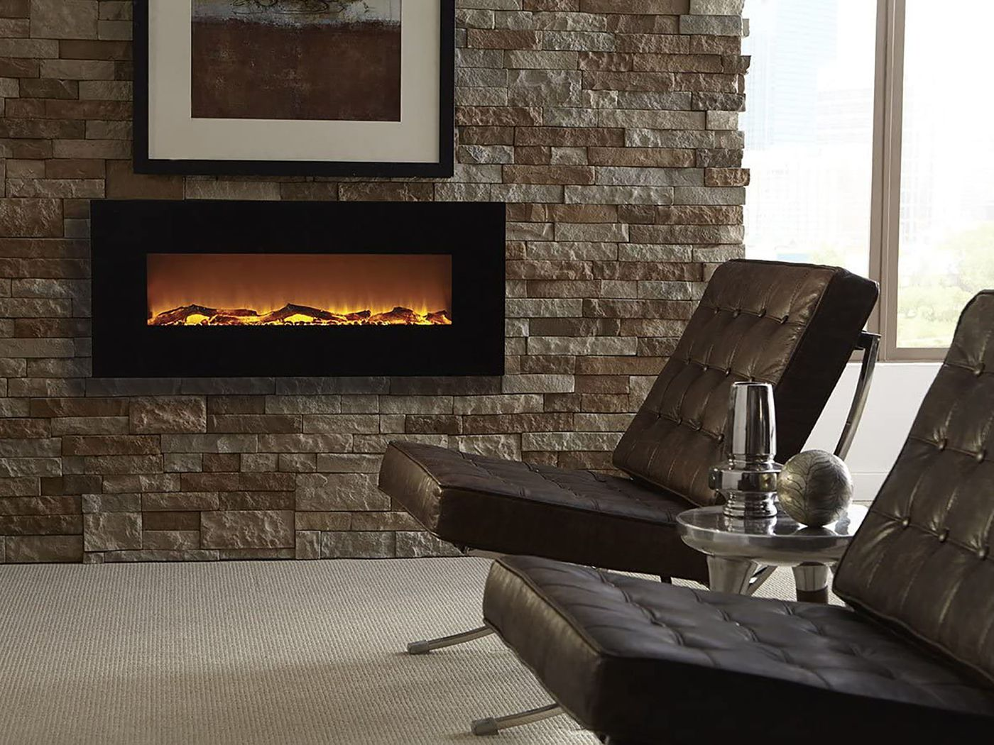 The 5 Best Electric Fireplaces 2021 This Old House