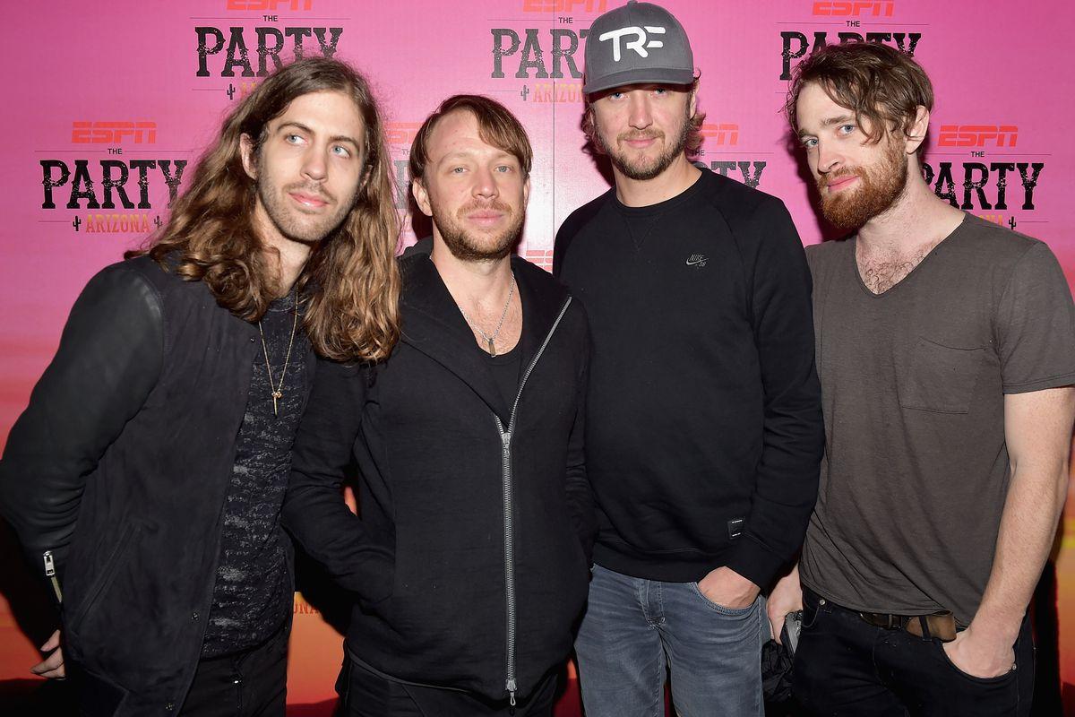 Imagine Dragons take over the Hard Rock Cafe on Feb. 17.