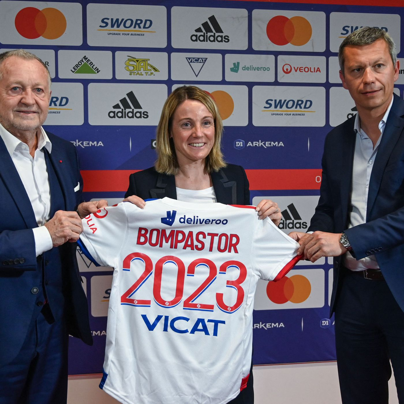 Sonia Bompastor takes the reins at Olympique Lyonnais - Sounder At Heart
