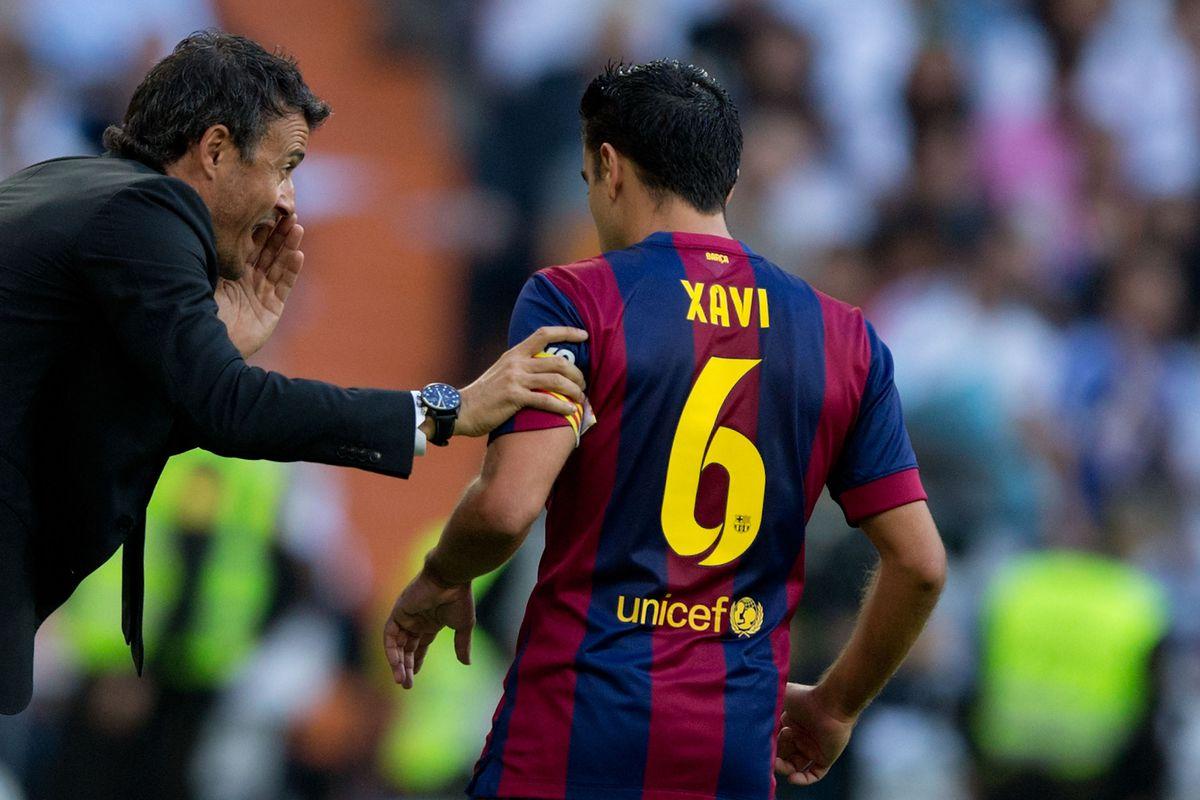 Xavi Hernández Contemplates Coaching Job at FC Barcelona Barca