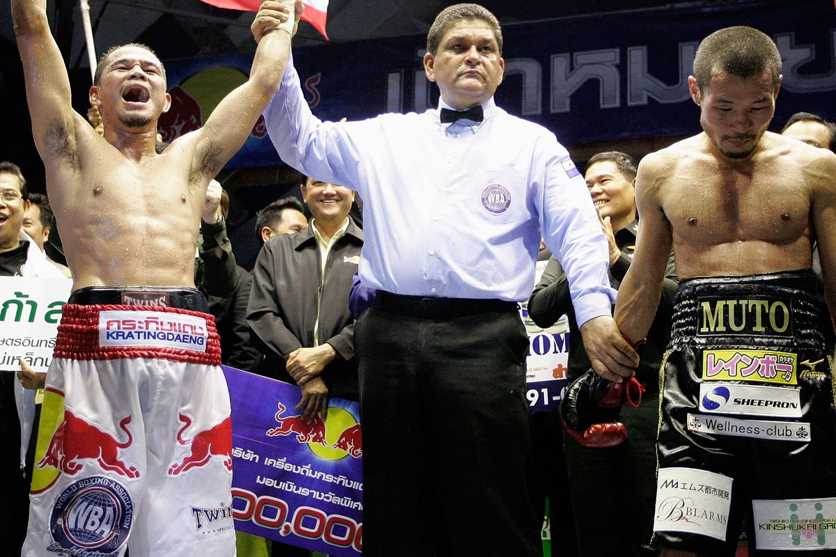 Ray Beltran wasn't the only fighter to get robbed this week, ask Nobuo Nashiro