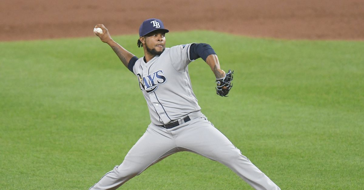 The Mariners and Rays execute early season trade