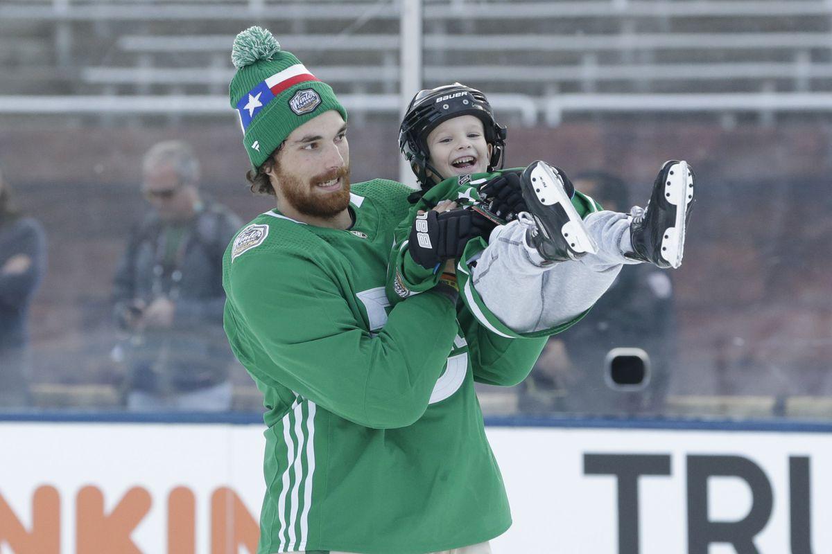 2020 Bridgestone NHL Winter Classic - Practice Session & Family Skate