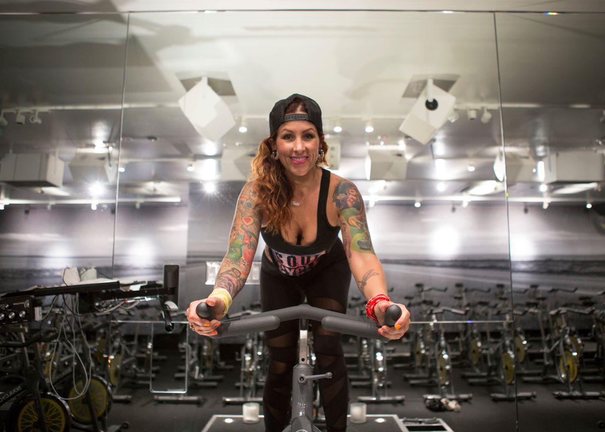 [8/12, 2pm]  LA's Hottest Trainer 2015 Contestant #6: Pixie Acia, SoulCycle