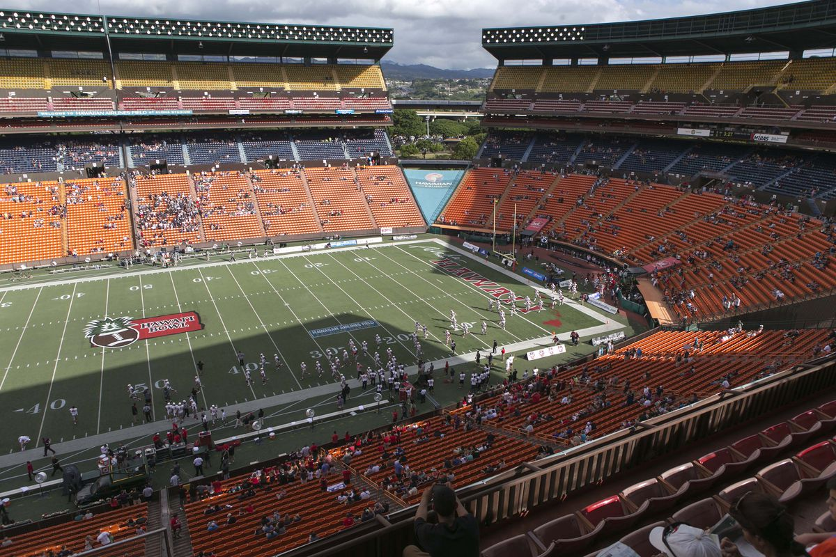 Hawai'i is a beautiful, but expensive, place to visit. No surprise that fans don't travel to the islands.