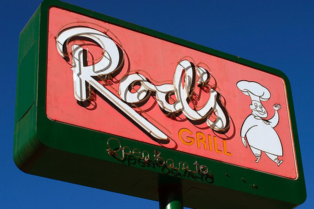 Rod's Grill, Arcadia.