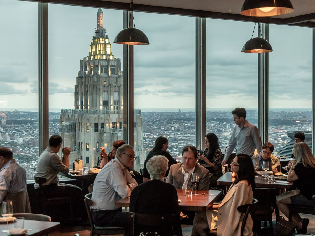 12 Top NYC Restaurants with Stunning Views - Eater NY