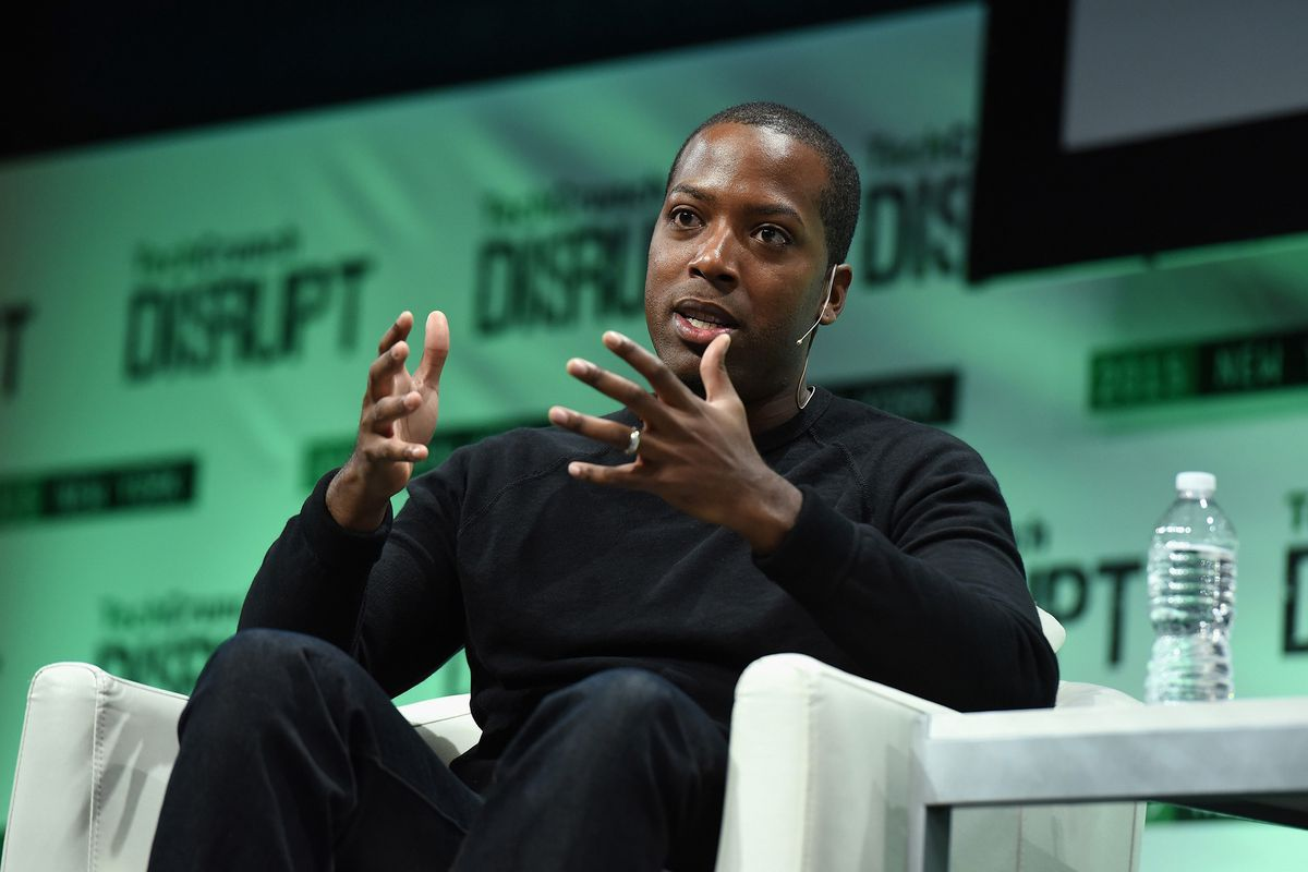 Tristan Walker, founder and CEO of Walker & Company (GettyImages)