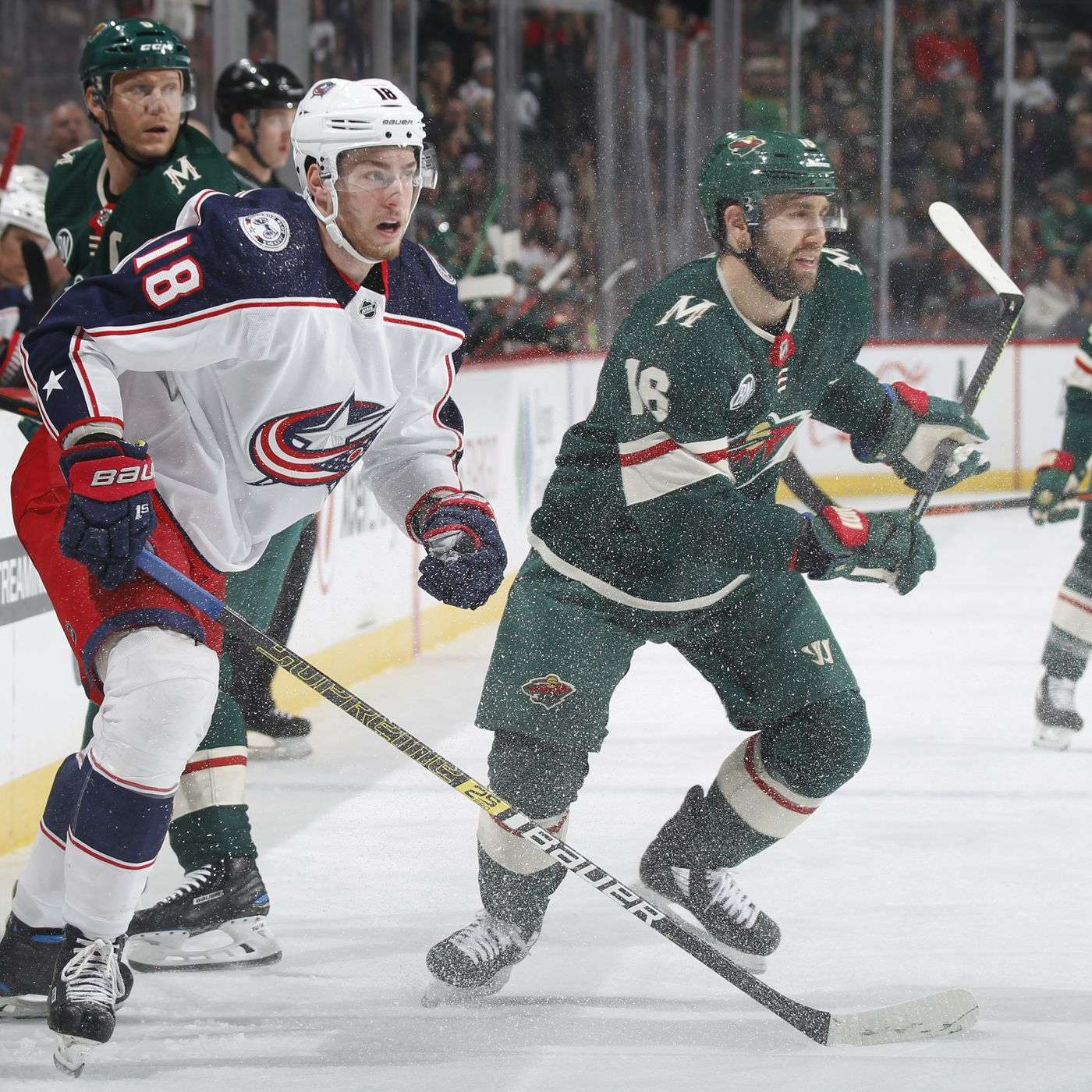 Trade Week 2019 Could Jason Zucker Find A Home In Columbus The