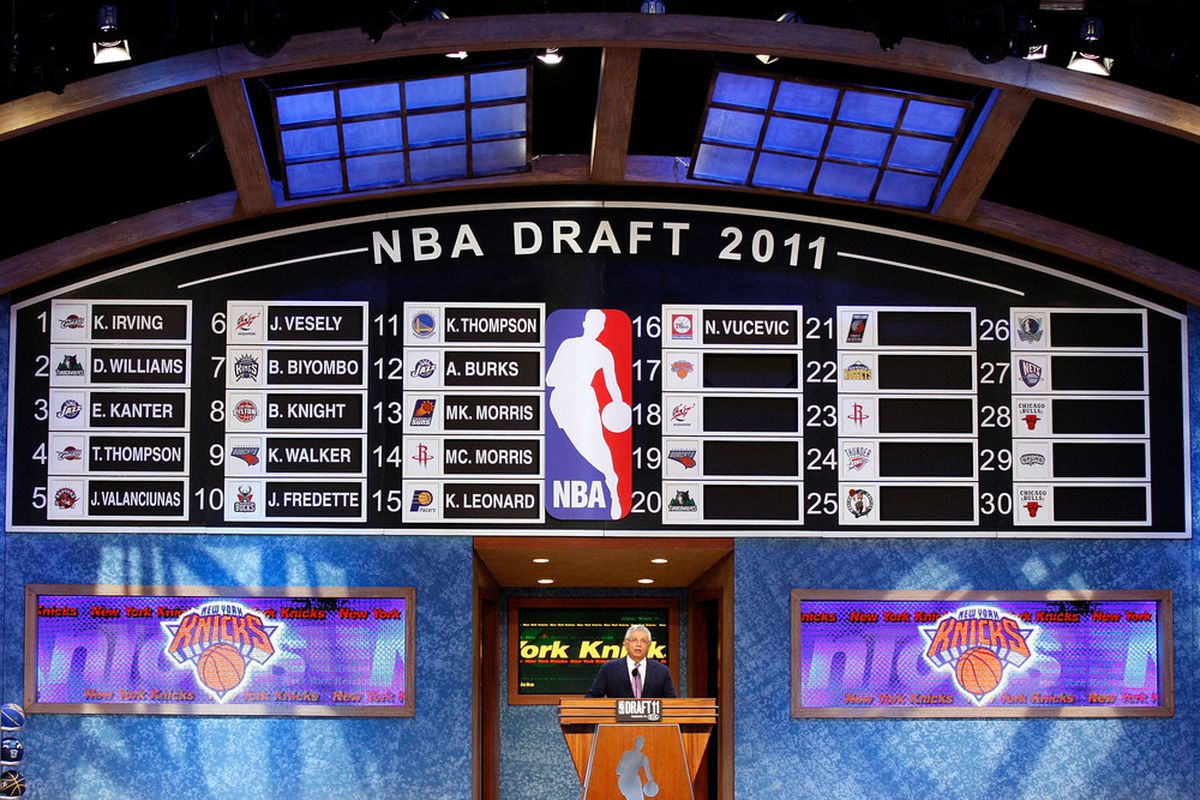 The 17th pick has a recent history of delivering good NBA player.