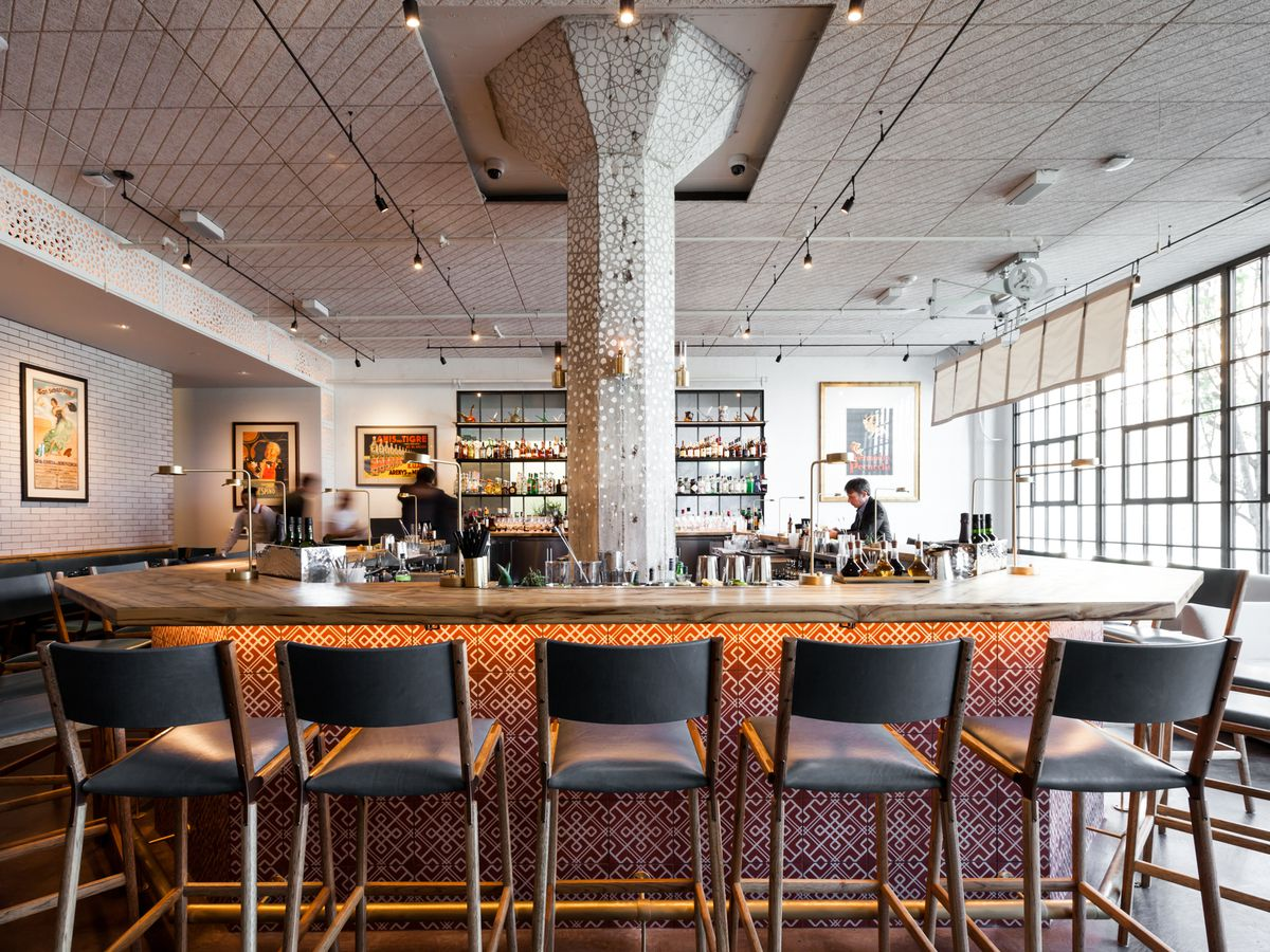 Bar at Bellota