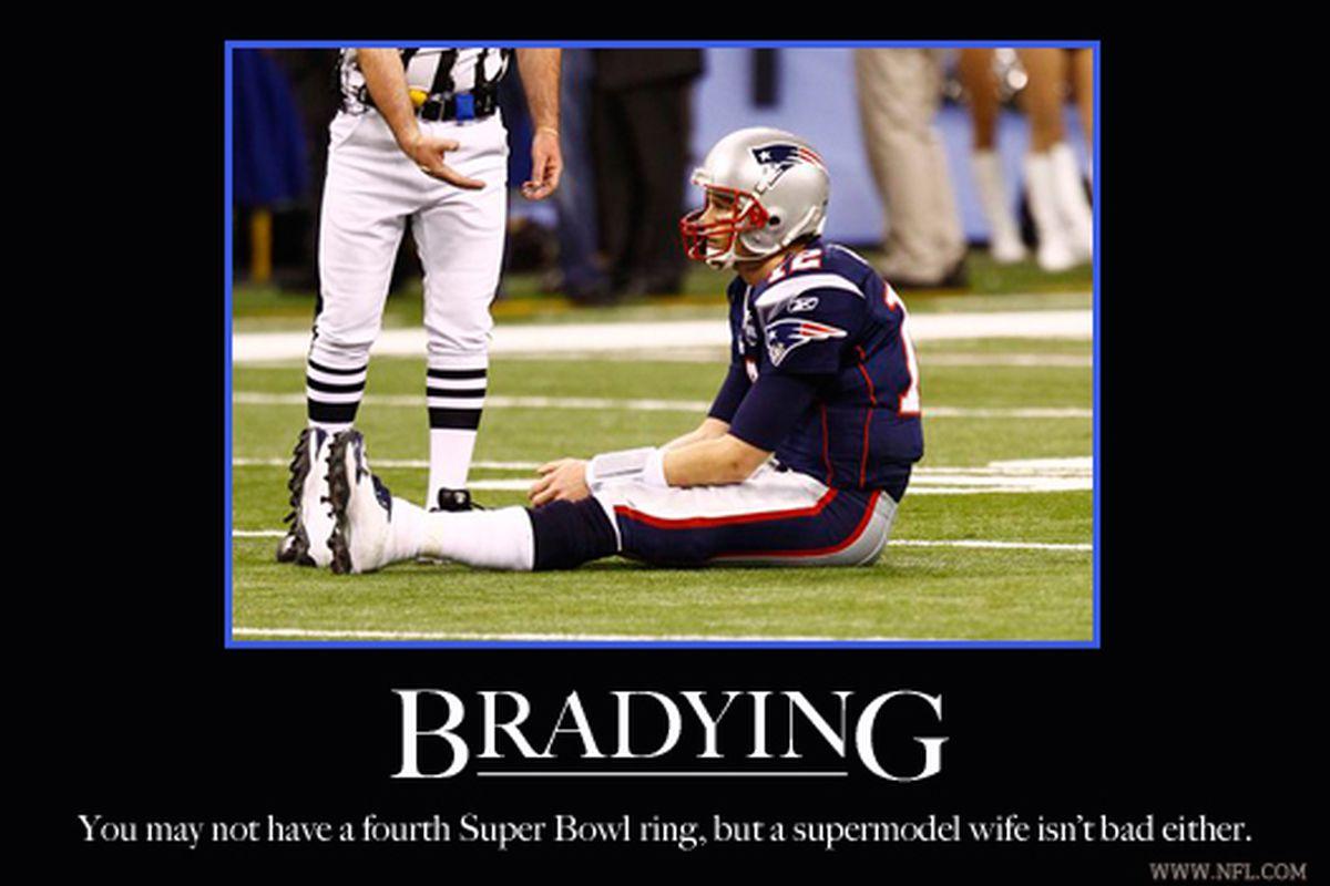 Bradying (not good)