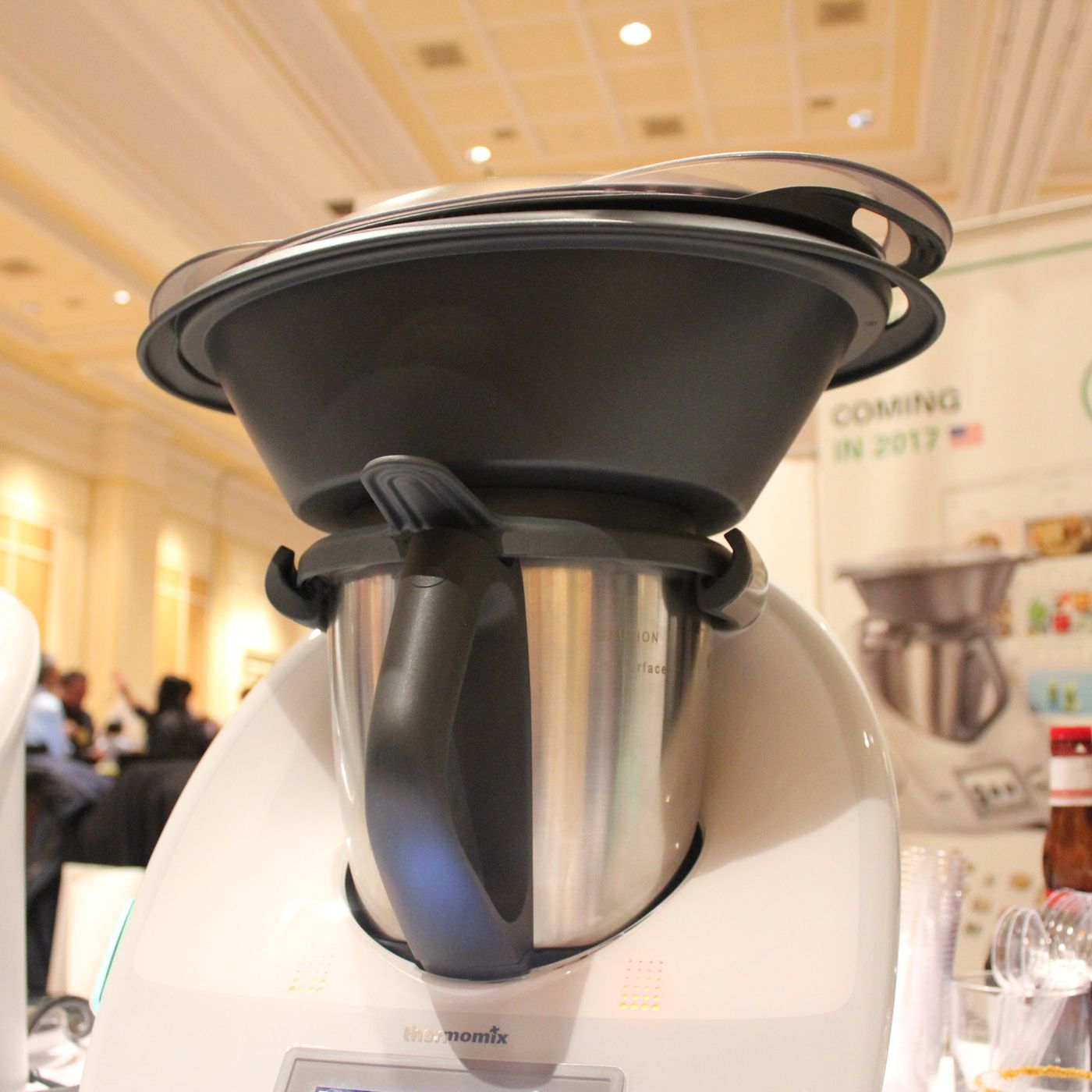 Cooking Chef Ou Thermomix Avis thermomix is the $1,299 'digital kitchen' for that tiny