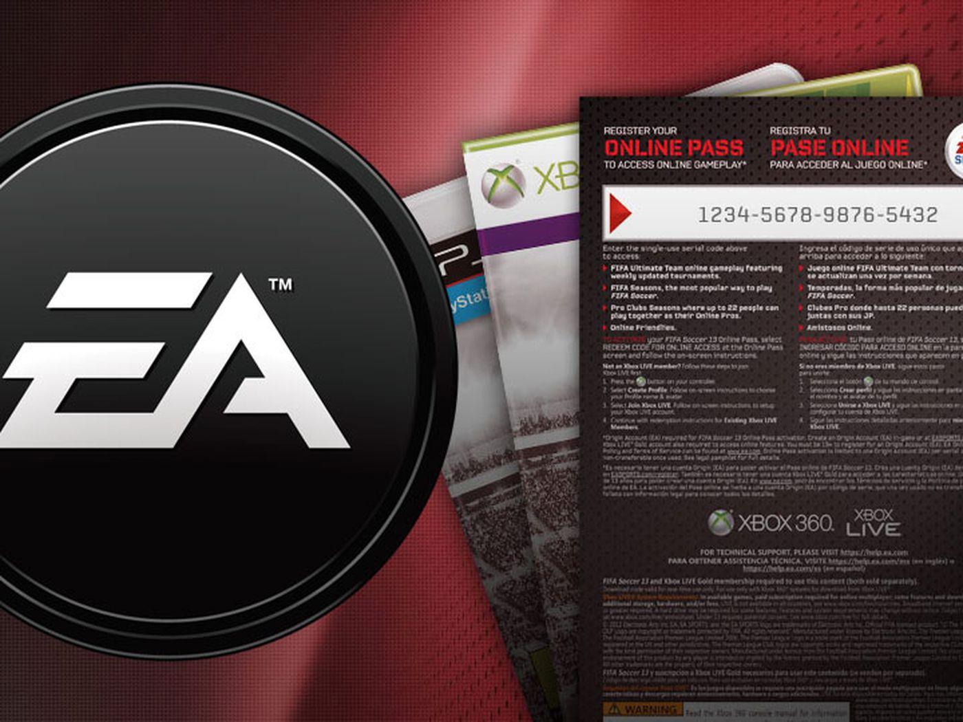 EA discontinues its Online P program - Polygon on online xbox 360, jugar xbox 360, home xbox 360, games xbox 360, spider-man 1 xbox 360, spiderman friend or foe xbox 360,