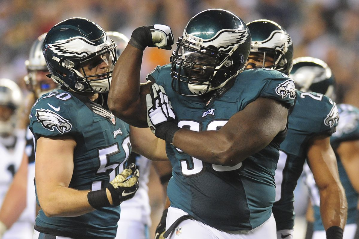 Grade the Philadelphia Eagles victory over Carolina Panthers ... 35426b3a8