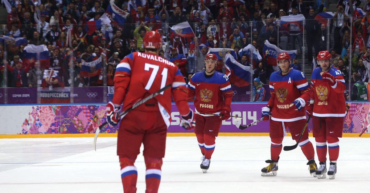 俄罗斯2018年奥运会禁令对男子曲棍球意味着什么?