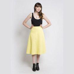 """<strong>Joa</strong> Lila Skirt, <a href=""""http://belljarsf.com/Joa-Lila-Skirt.html"""">$82</a> at BellJar"""