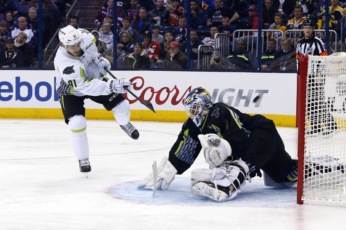 Will the dumb All-Star Game be the only place to find goals before long?