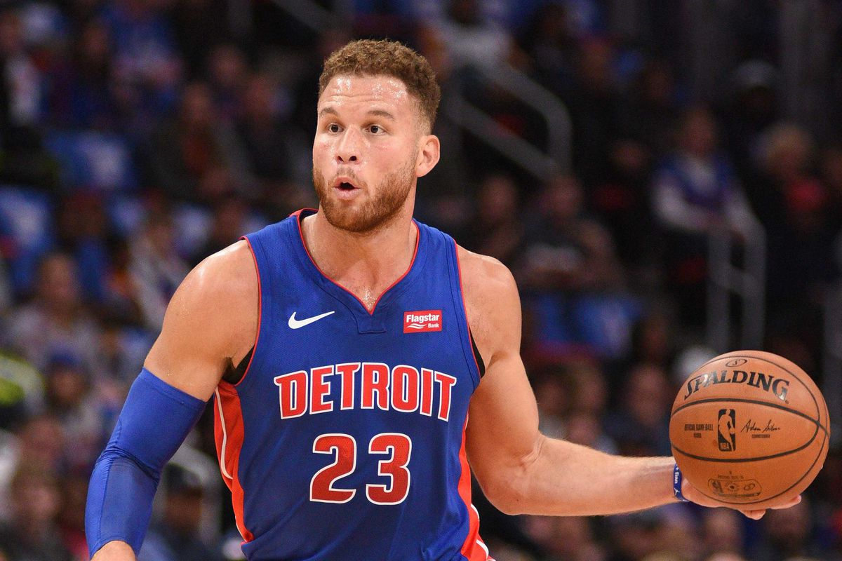 dc2e912b82e Pistons vs. 76ers final score: Blake Griffin, Ish Smith lead Pistons to win  in overtime thriller