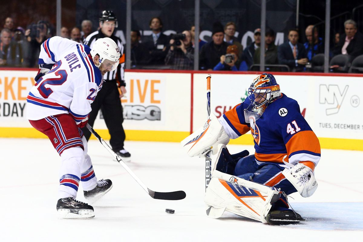 You are looking at a real time gif of Dan Boyle's shootout attempt.