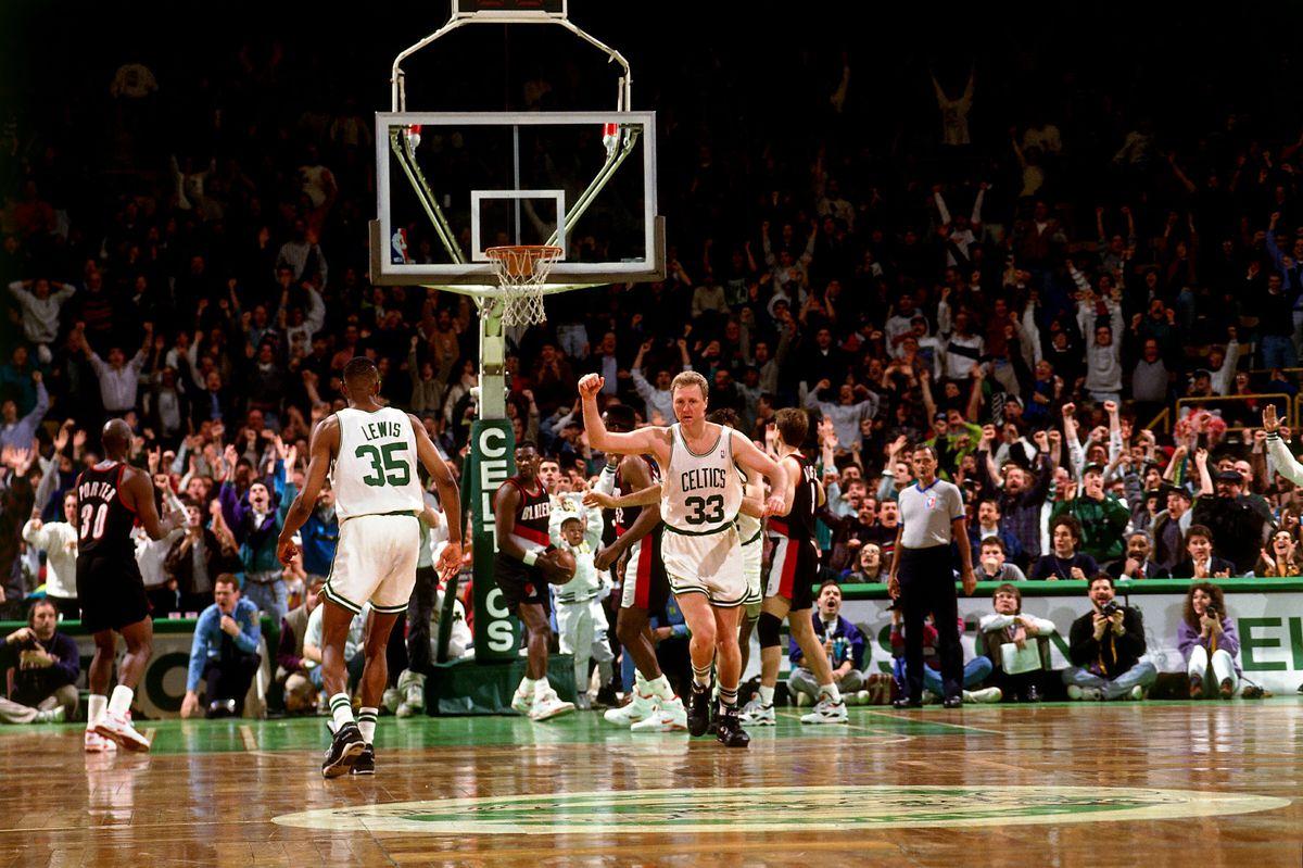 Portland Trailblazers v Boston Celtics