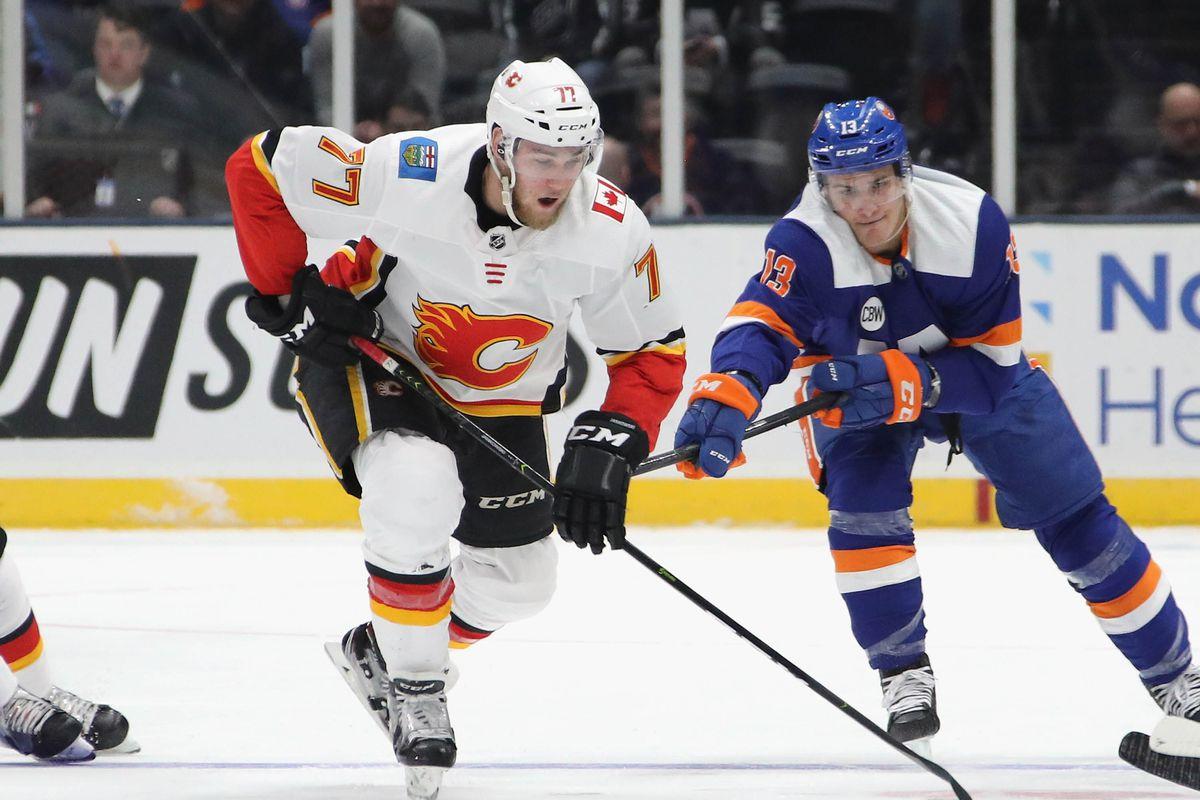 Calgary Flames v New York Islanders