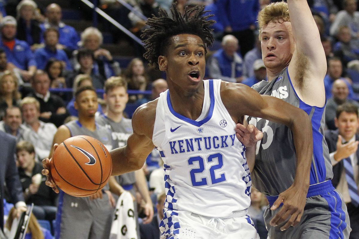 Kentucky Wildcats Tv Men S Basketball Blue White: How To Watch Kentucky Basketball Vs UIC 2017: Game Time