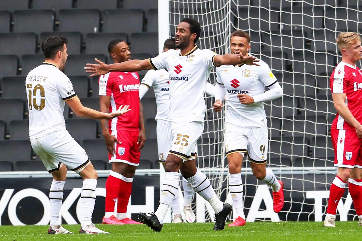 MK Dons v Gillingham - Sky Bet League One