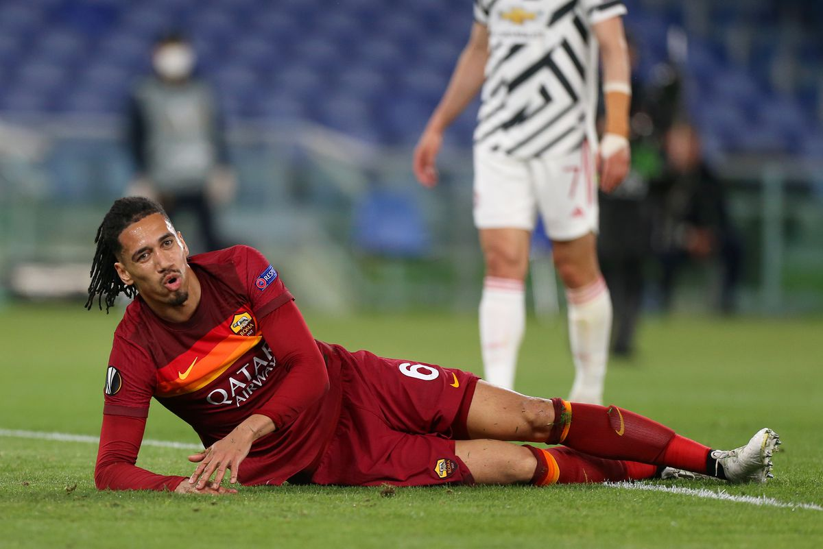 AS Roma v Manchester United - UEFA Europa League Semi Final: Leg Two