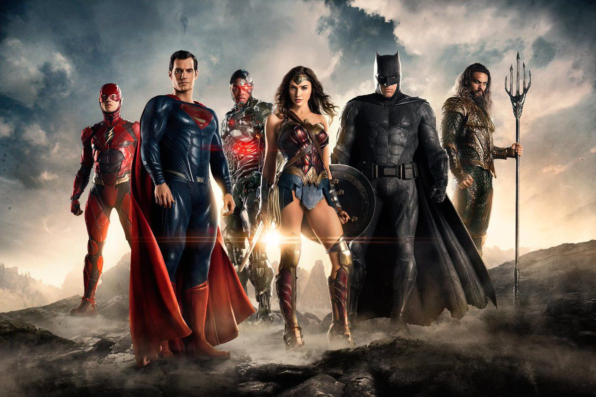 Wonder Woman Justice League 4k Fan Art Hd Movies 4k: Justice League: All The Updates On DC's Superhero Team-up