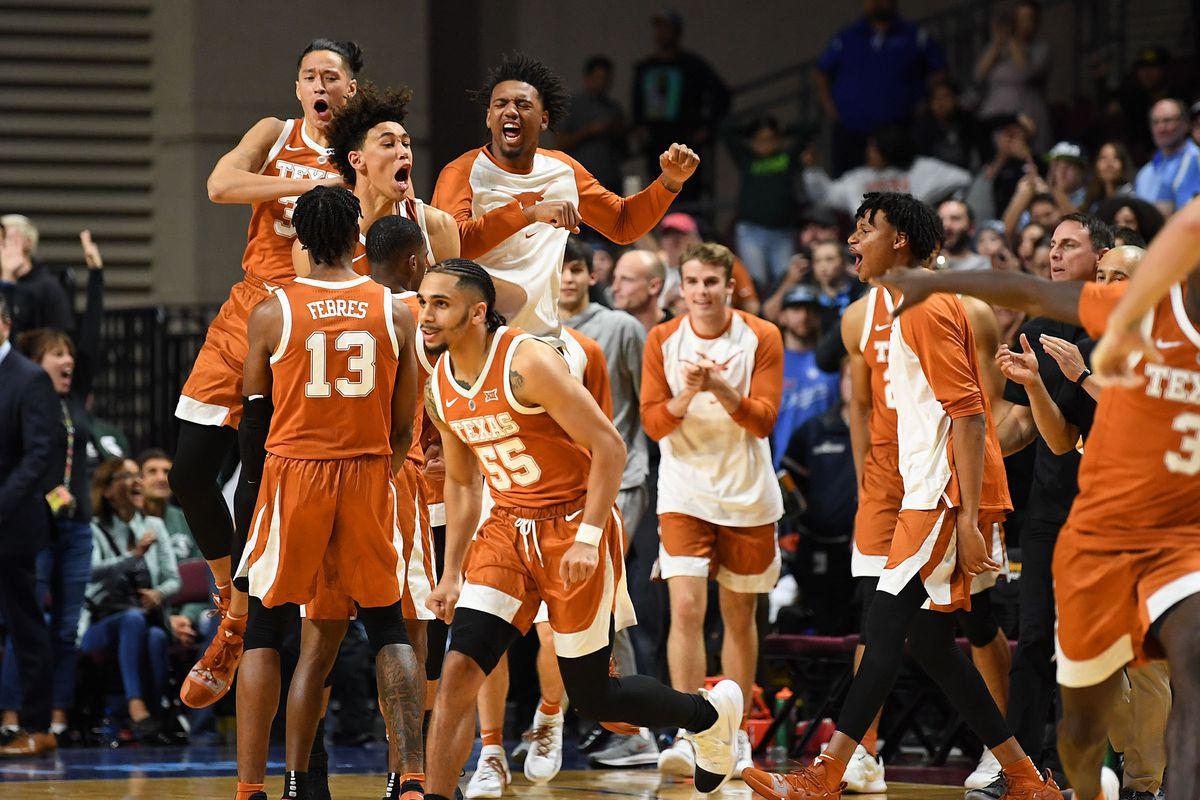 NCAA Basketball: Texas at North Carolina
