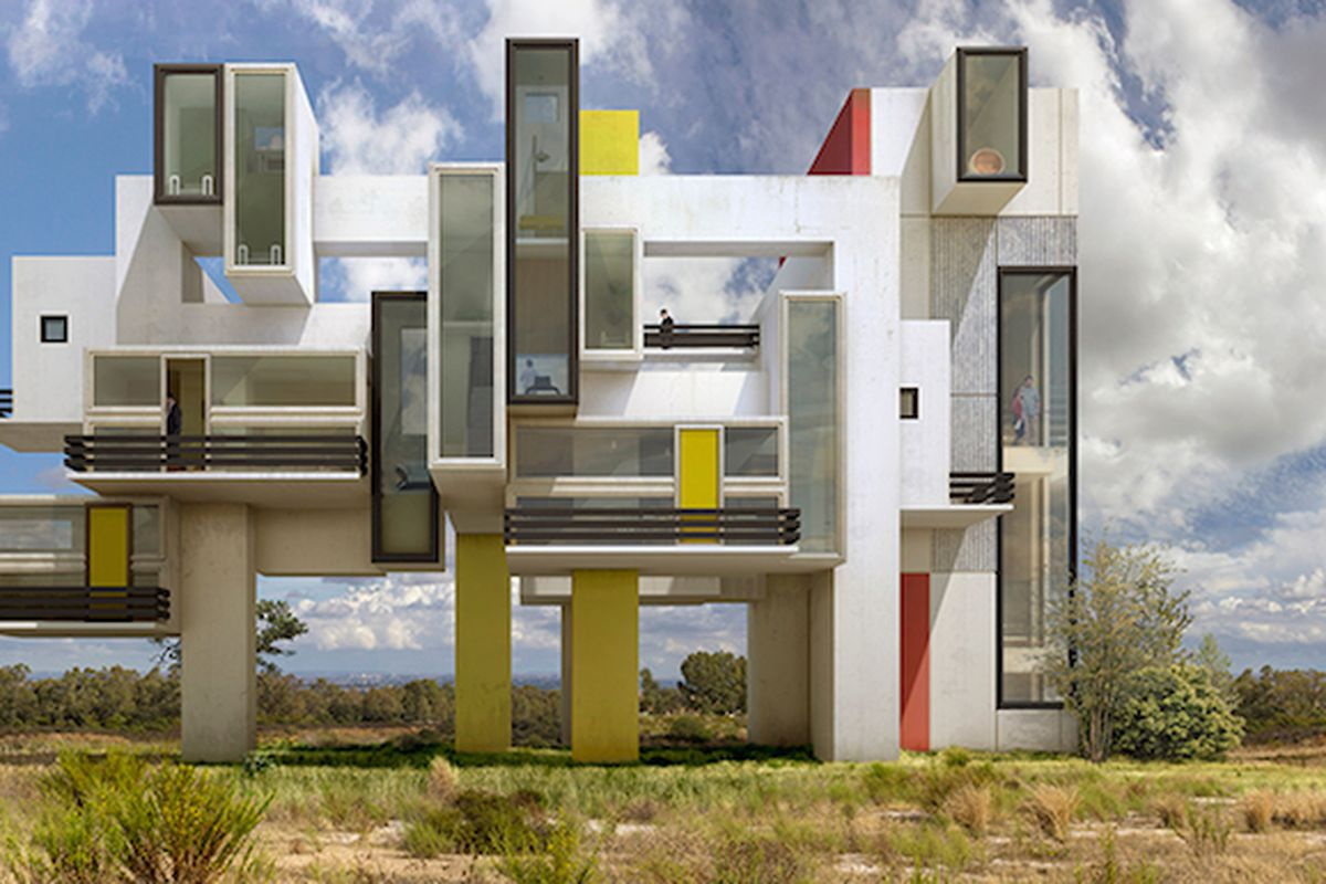 "All images by Dionisio González via <a href=""http://www.designboom.com/art/dionisio-gonzalez-trans-actions-architectural-visualization-07-07-2015/"">Designboom</a>"