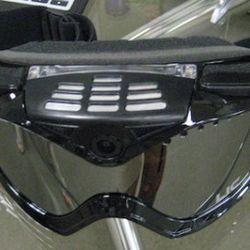 Ski goggles with camera, $250