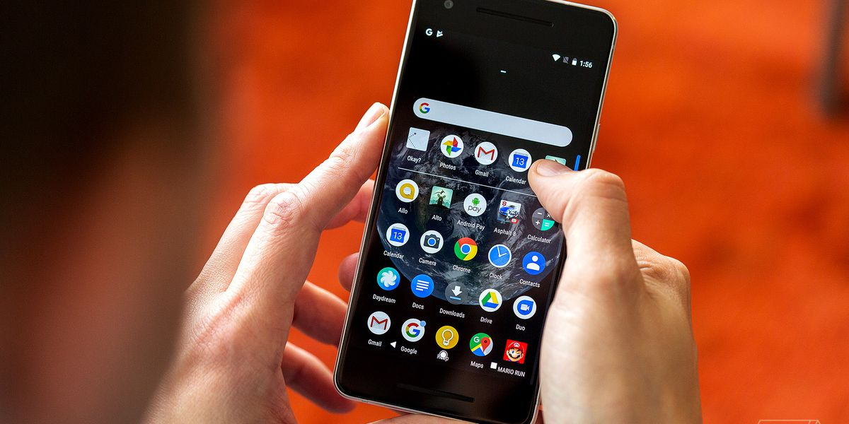 Android 101: how to organize your home screen - The Verge