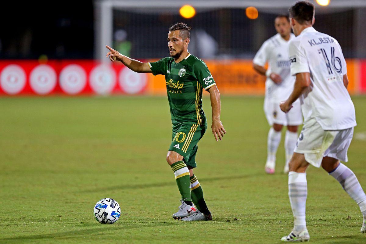 MLS: Portland Timbers at LA Galaxy