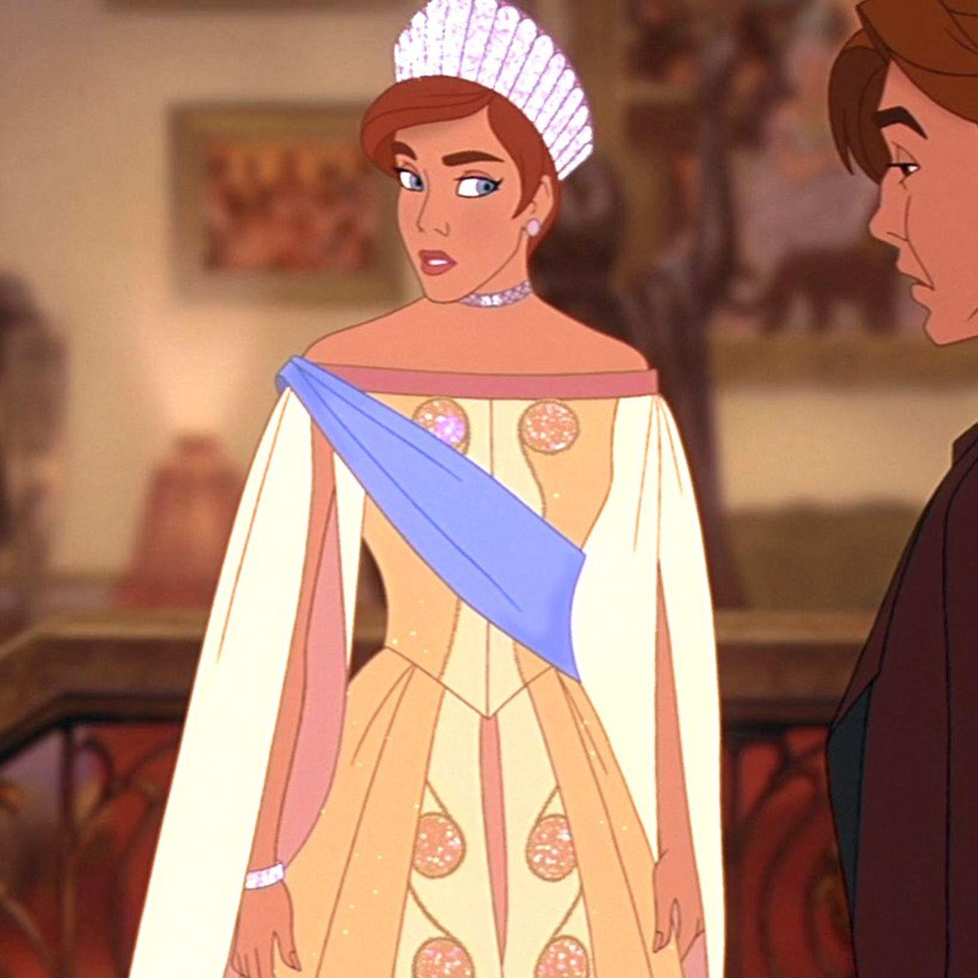 Anastasia Isn T A Disney Princess After Disney Fox Merger Rules