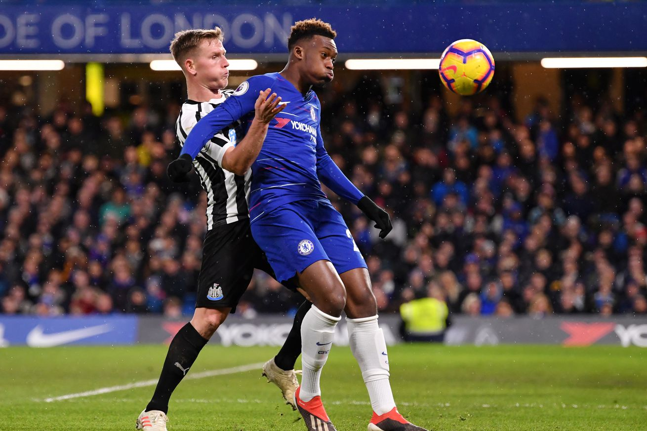 Report: Chelsea reject fourth Bayern Munich bid for Callum Hudson-Odoi (UPDATED)