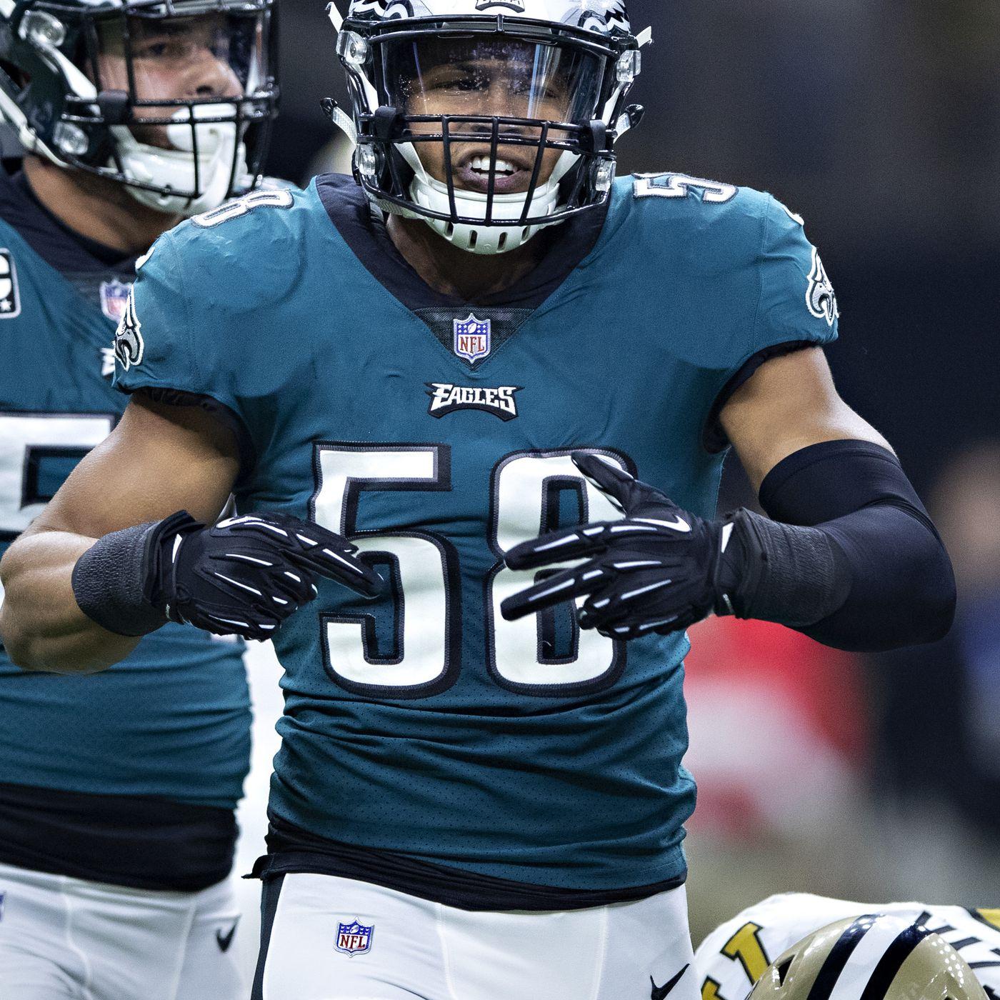 3c8d58e25 What the Philadelphia Eagles should do at linebacker  Jordan Hicks ...