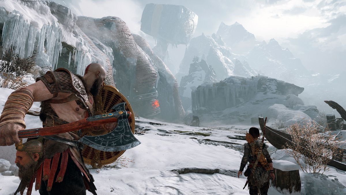 God of War review: an incredible reimagining of a