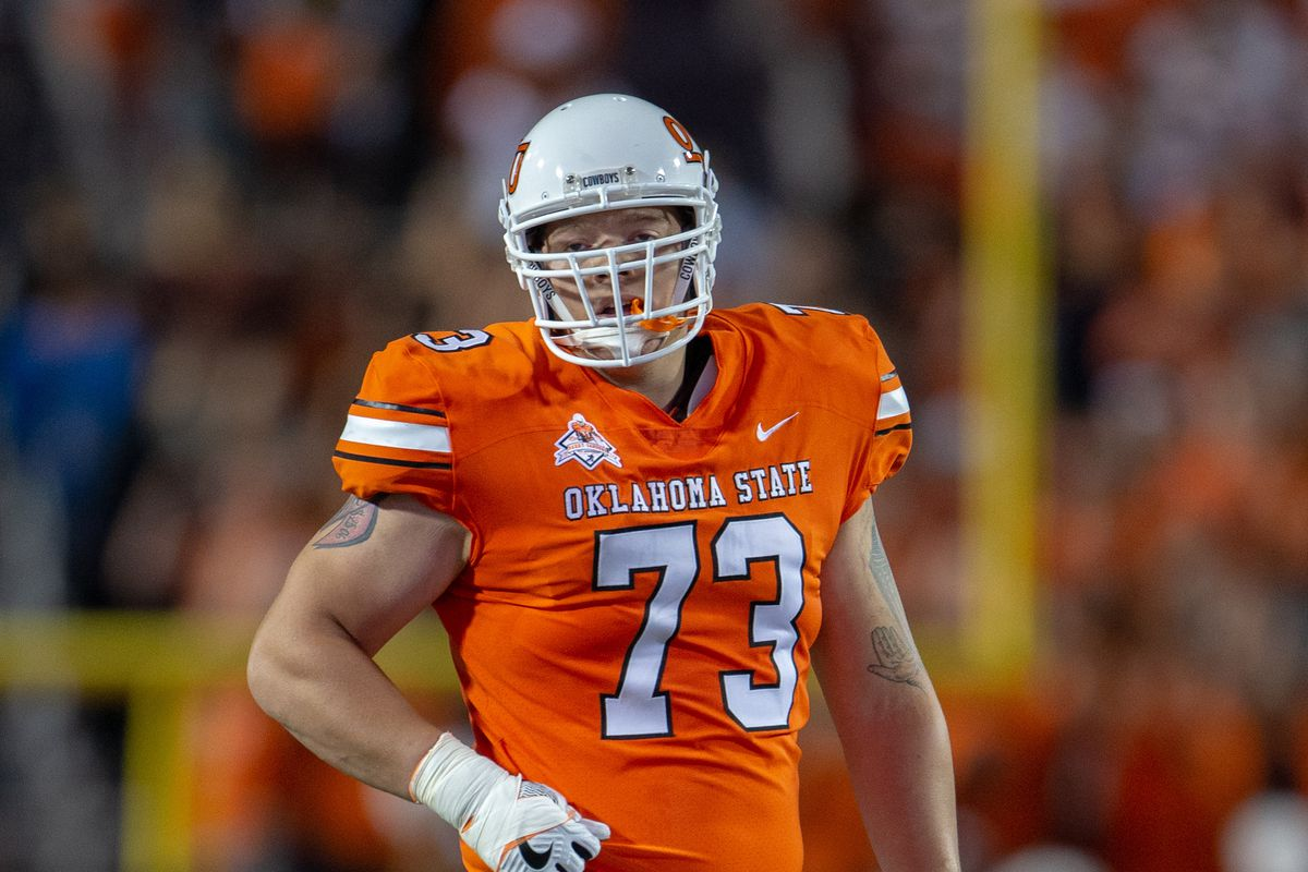 reputable site 7af67 a3528 Countdown to Kickoff: 2 Oklahoma State candidates for 2019 ...