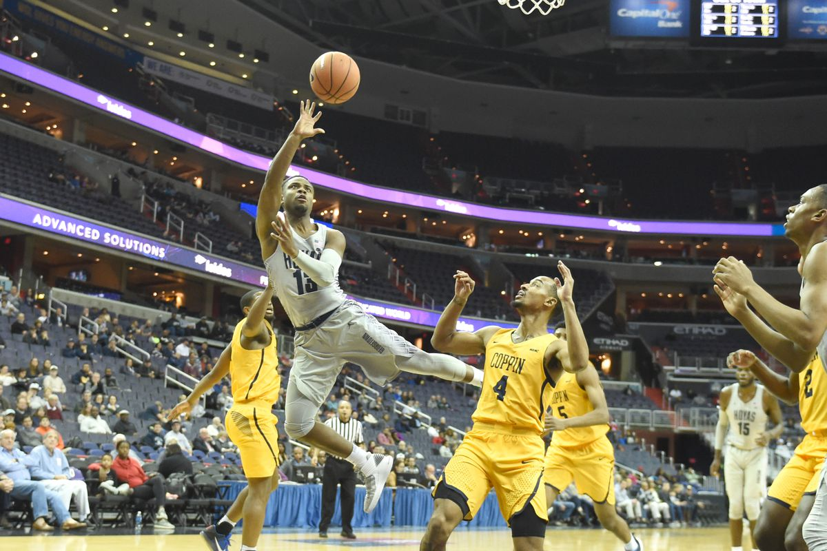 Coppin State v Georgetown
